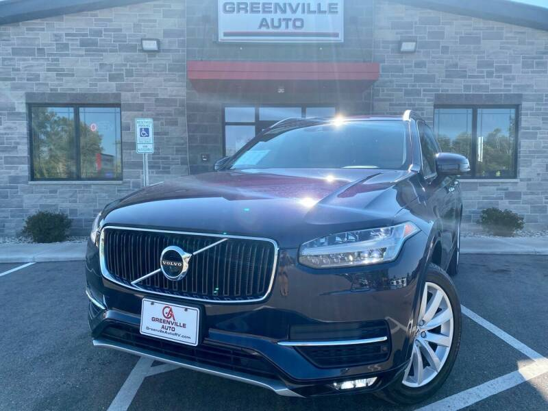 2017 Volvo XC90 for sale at GREENVILLE AUTO in Greenville WI