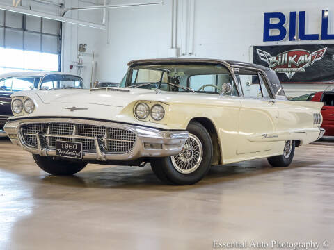 1960 Ford Thunderbird for sale at Bill Kay Corvette's and Classic's in Downers Grove IL
