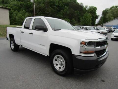 2016 Chevrolet Silverado 1500 for sale at Specialty Car Company in North Wilkesboro NC