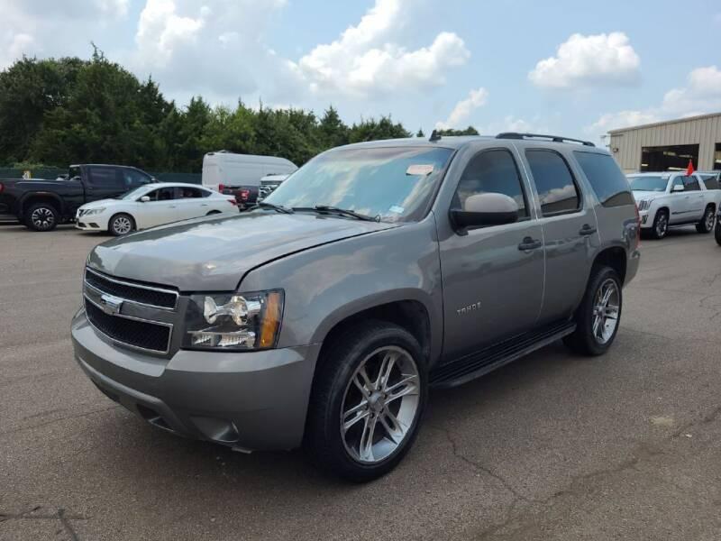 2007 Chevrolet Tahoe for sale at HERMANOS SANCHEZ AUTO SALES LLC in Dallas TX