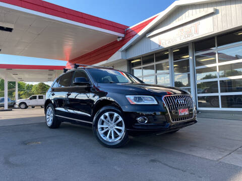 2016 Audi Q5 for sale at Furrst Class Cars LLC  - Independence Blvd. in Charlotte NC