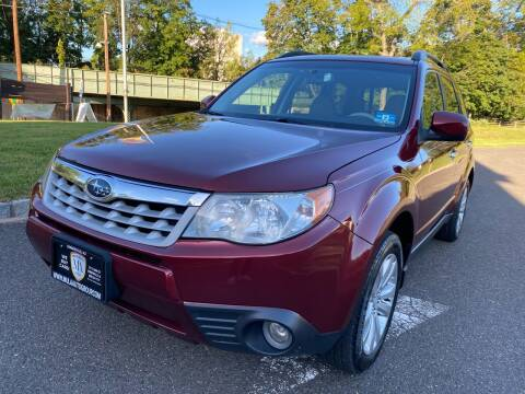 2011 Subaru Forester for sale at Mula Auto Group in Somerville NJ
