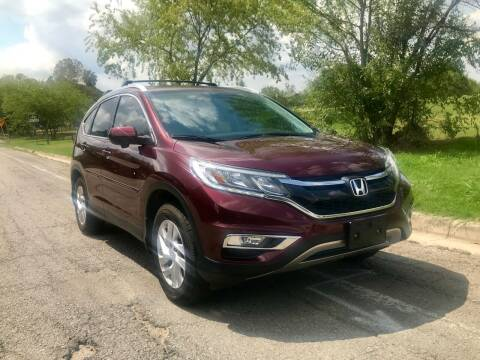 2016 Honda CR-V for sale at Texas Auto Trade Center in San Antonio TX