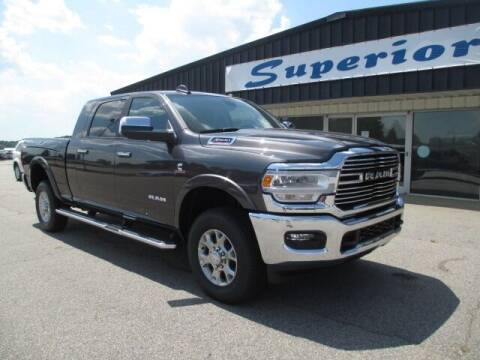 2020 RAM Ram Pickup 2500 for sale at SUPERIOR CHRYSLER DODGE JEEP RAM FIAT in Henderson NC