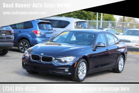 2017 BMW 3 Series for sale at Road Runner Auto Sales WAYNE in Wayne MI