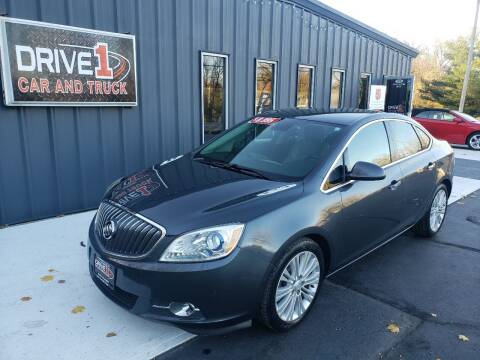 2013 Buick Verano for sale at Drive 1 Car & Truck in Springfield OH