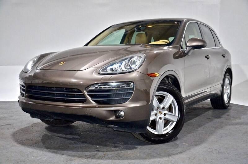 2011 Porsche Cayenne for sale at CarXoom in Marietta GA