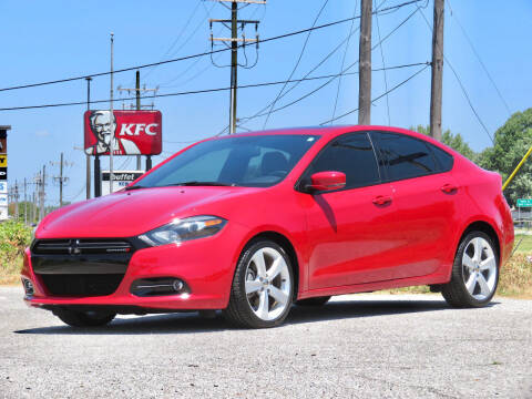 2015 Dodge Dart for sale at Tonys Pre Owned Auto Sales in Kokomo IN