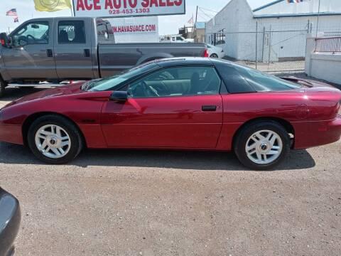 1994 Chevrolet Camaro for sale at ACE AUTO SALES in Lake Havasu City AZ