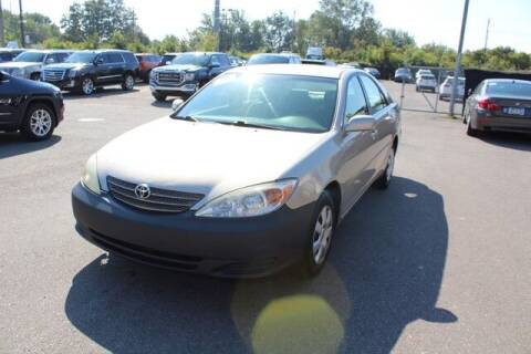 2004 Toyota Camry for sale at Road Runner Auto Sales WAYNE in Wayne MI