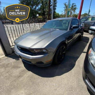 2011 Ford Mustang for sale at ZOOM CARS LLC in Sylmar CA