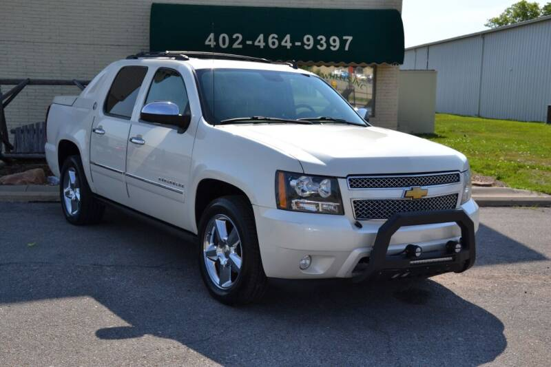 2013 Chevrolet Avalanche for sale at Eastep's Wheels in Lincoln NE