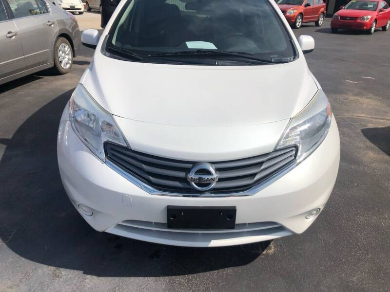 2014 Nissan Versa Note for sale at Moore Imports Auto in Moore OK