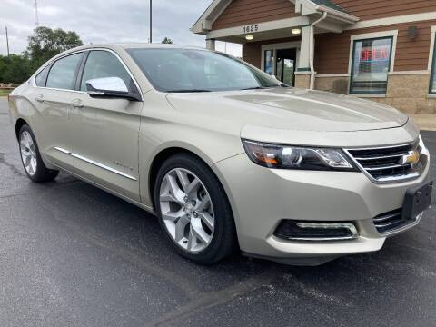 2014 Chevrolet Impala for sale at Auto Outlets USA in Rockford IL