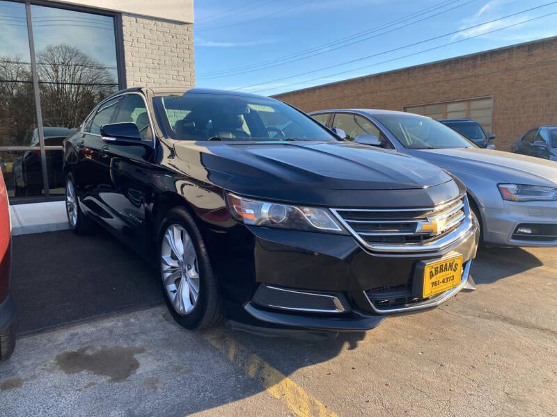 2014 Chevrolet Impala for sale at Abrams Automotive Inc in Cincinnati OH