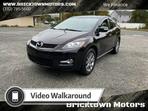 2009 Mazda CX-7 for sale at Bricktown Motors in Brick NJ
