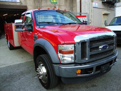 2008 Ford F-550 Super Duty for sale at Discount Auto Sales in Passaic NJ