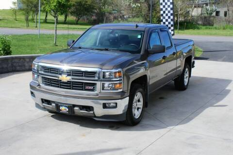 2014 Chevrolet Silverado 1500 for sale at Great Lakes Classic Cars in Hilton NY