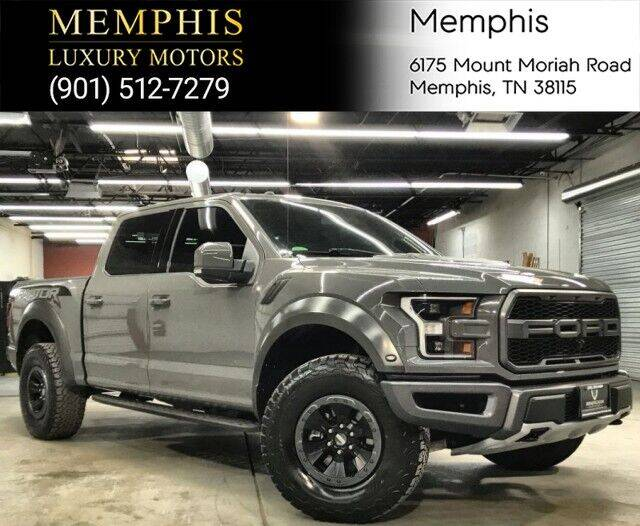 2018 Ford F-150 for sale in Memphis, TN