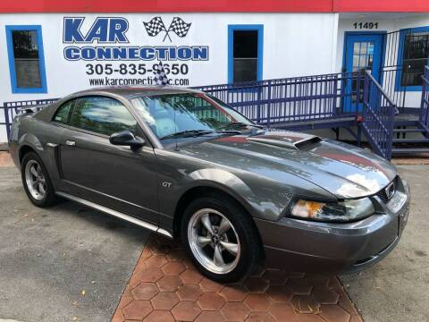 2003 Ford Mustang for sale at Kar Connection in Miami FL