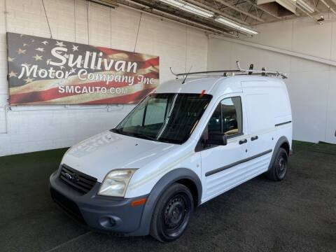 2012 Ford Transit Connect for sale at SULLIVAN MOTOR COMPANY INC. in Mesa AZ
