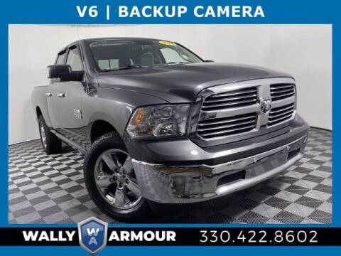 2018 RAM Ram Pickup 1500 for sale at Wally Armour Chrysler Dodge Jeep Ram in Alliance OH