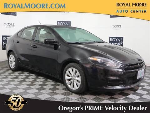 2014 Dodge Dart for sale at Royal Moore Custom Finance in Hillsboro OR