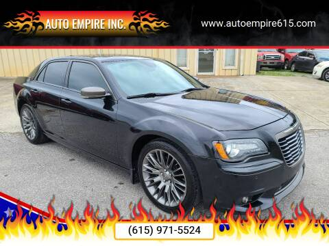 2013 Chrysler 300 for sale at Auto Empire Inc. in Murfreesboro TN
