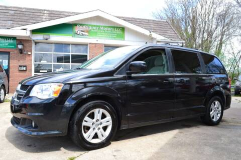 2013 Dodge Grand Caravan for sale at RODRIGUEZ MOTORS LLC in Fredericksburg VA