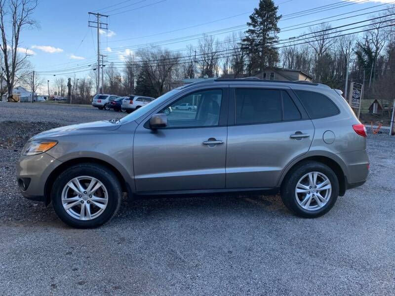 2012 Hyundai Santa Fe for sale at Old Trail Auto Sales in Etters PA