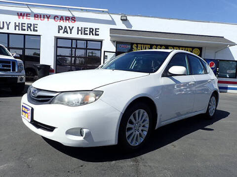 2010 Subaru Impreza for sale at Tommy's 9th Street Auto Sales in Walla Walla WA