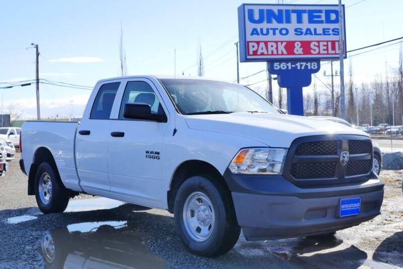 2017 RAM Ram Pickup 1500 for sale at United Auto Sales in Anchorage AK