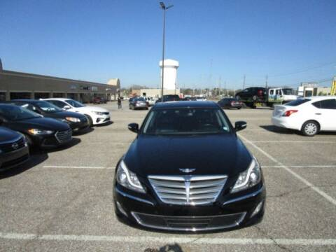 2013 Hyundai Genesis for sale at 2nd Chance Auto Sales in Montgomery AL