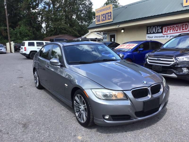 2011 BMW 3 Series for sale at Dominique Auto Sales in Opelousas LA