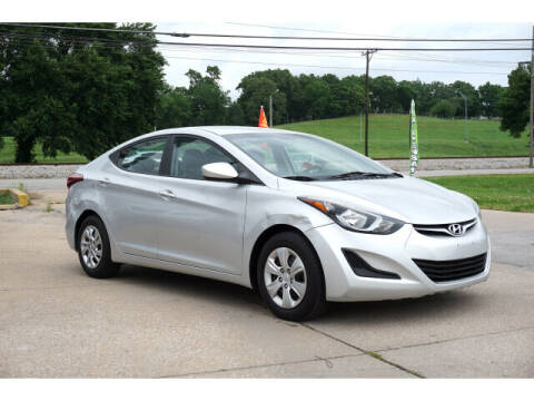 2016 Hyundai Elantra for sale at Sand Springs Auto Source in Sand Springs OK