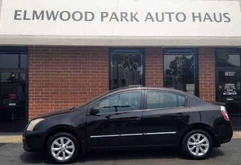 2012 Nissan Sentra for sale at Elmwood Park Auto Haus in Elmwood Park IL