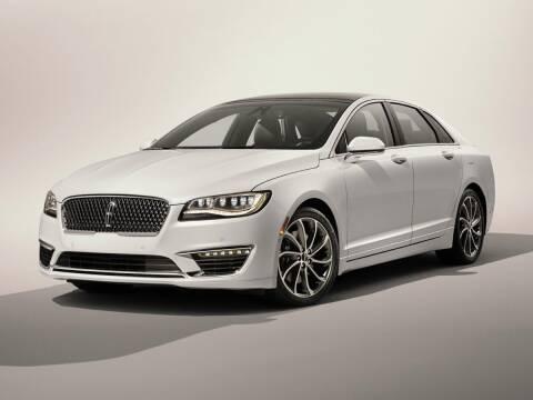 2017 Lincoln MKZ for sale at Ken Ganley Nissan in Medina OH