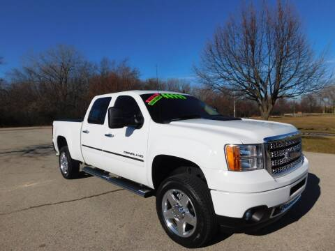 2012 GMC Sierra 2500HD for sale at Lot 31 Auto Sales in Kenosha WI