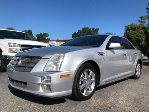 2011 Cadillac STS for sale at Upfront Automotive Group in Debary FL