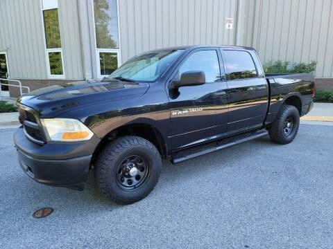 2012 RAM Ram Pickup 1500 for sale at AMERICAR INC in Laurel MD