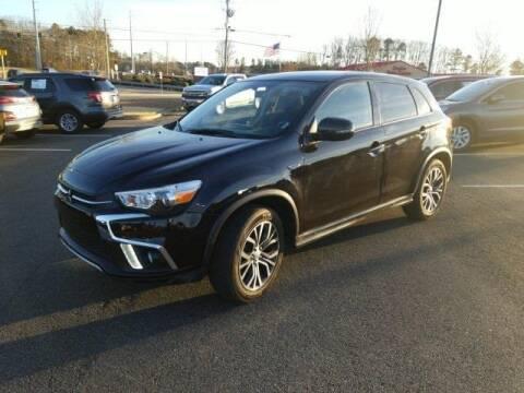 2019 Mitsubishi Outlander Sport for sale at CU Carfinders in Norcross GA