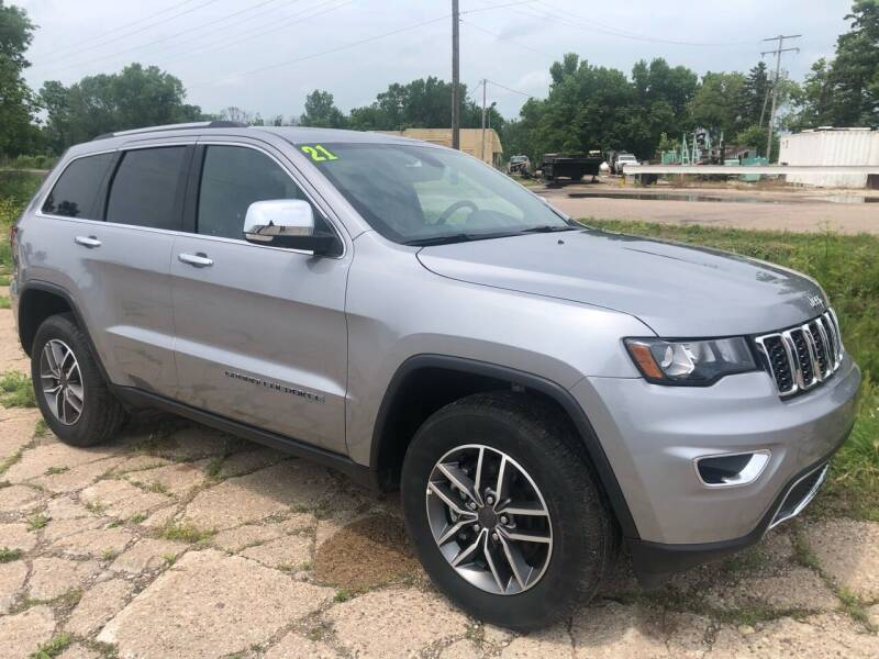 2021 Jeep Grand Cherokee for sale at SUNSET CURVE AUTO PARTS INC in Weyauwega WI