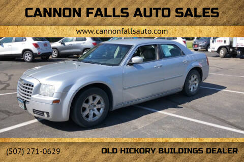 2006 Chrysler 300 for sale at Cannon Falls Auto Sales in Cannon Falls MN