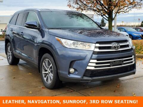 2019 Toyota Highlander for sale at Ken Ganley Nissan in Medina OH