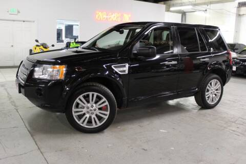 2010 Land Rover LR2 for sale at R n B Cars Inc. in Denver CO