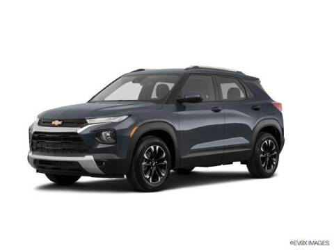 2021 Chevrolet TrailBlazer for sale at Bellavia Motors Chevrolet Buick in East Rutherford NJ