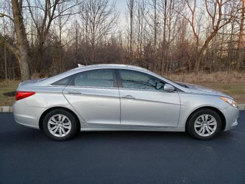 2011 Hyundai Sonata for sale at Joe Scurti Sales in Lambertville NJ