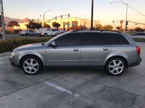 2003 Audi A4 for sale at RN AUTO GROUP in San Bernardino CA
