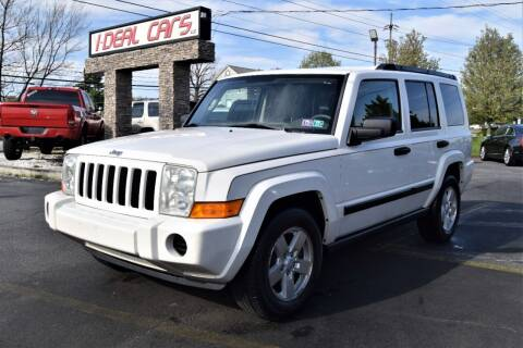 2006 Jeep Commander for sale at I-DEAL CARS in Camp Hill PA