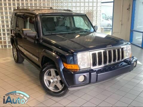 2010 Jeep Commander for sale at iAuto in Cincinnati OH